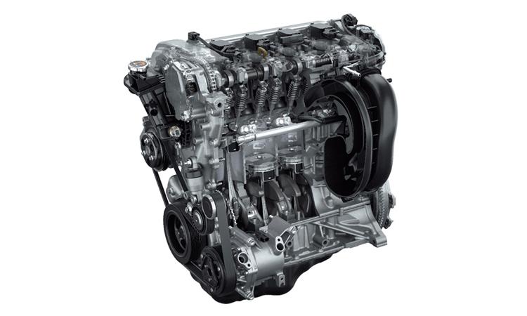 เครื่องยนต์ Mazda MX-5 RF 2020