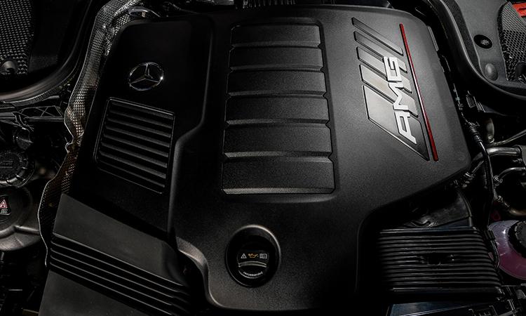 เครื่องยนต์ AMG E53 Coupe' 4MATIC+
