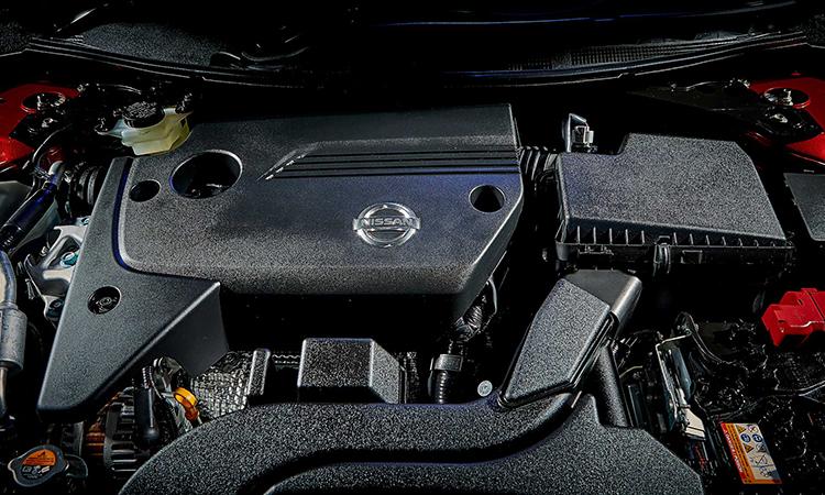เครื่องยนต์ Nissan Teana Minorchange