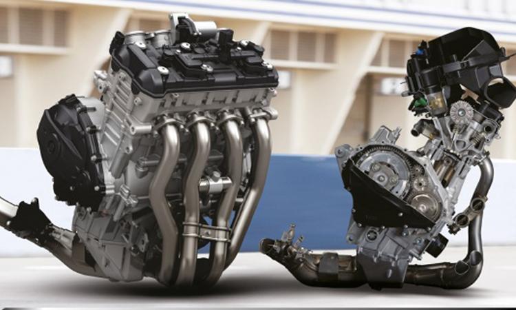 เครื่องยนต์ Suzuki GSX-R1000R ABS