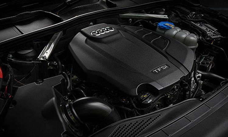 เครื่องยนต์ Audi A5 Coupé