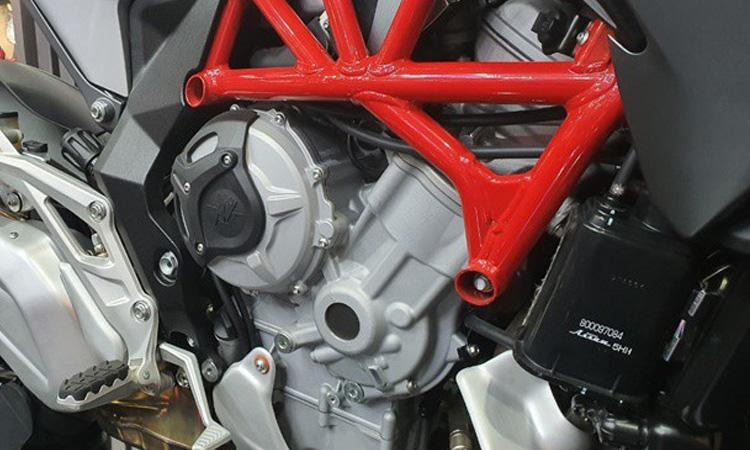 เคื่องยนต์ MV Agusta F3 800