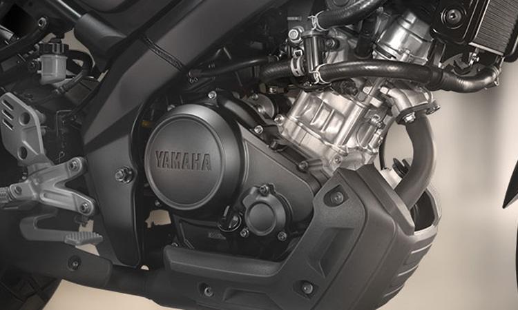 เครื่องยนต์ Yamaha XSR155