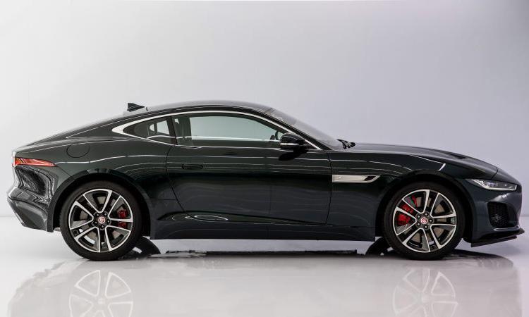 ดีไซน์ Jaguar F-Type