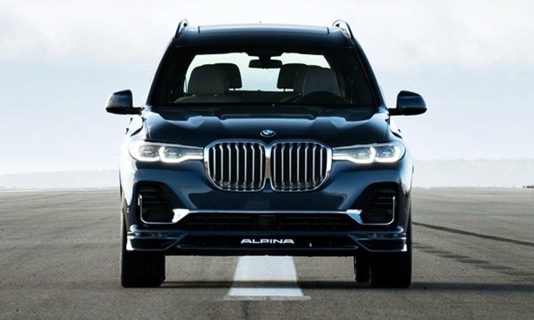 กระจังหน้า BMW Alpina XB7