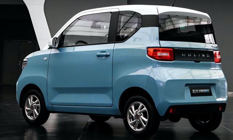 ดีไซน์ Wuling Hongguang Mini EV