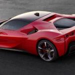 Ferrari SF90 STRADALE ราคา 40.9 ล้านบาท