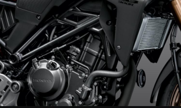 เครื่องยนต์ Honda CB300R
