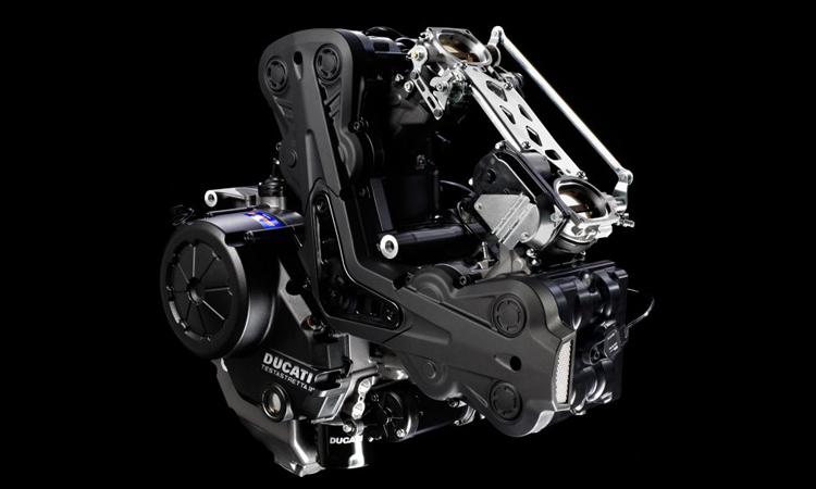 เครื่องยนต์ Ducati Diavel 1260