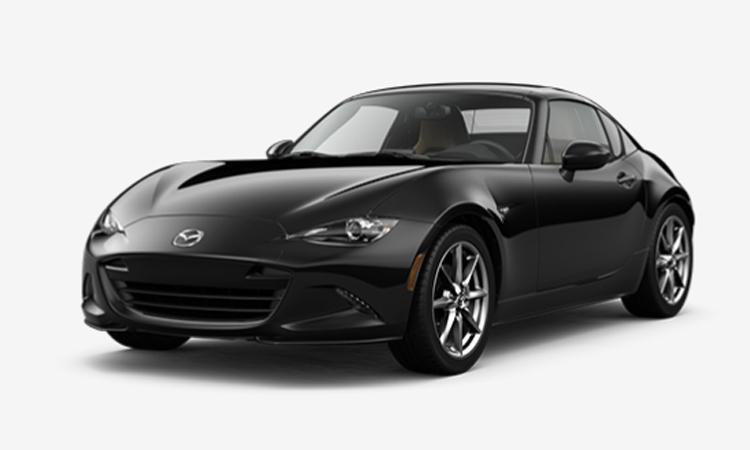 Mazda MX-5 RF 2020 สีดำ Jet Black