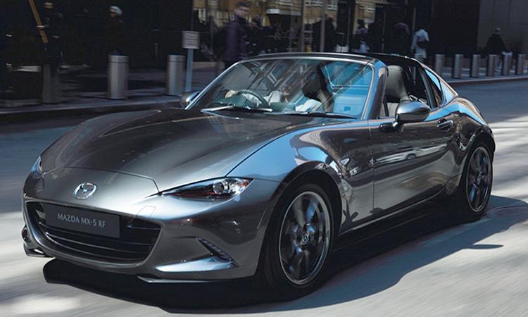 ดีไซน์ Mazda MX-5 RF 2020