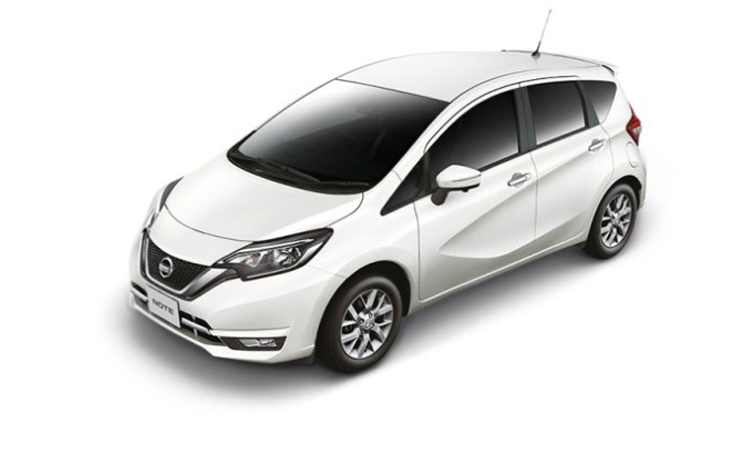 Nissan Note N-Sport Package
