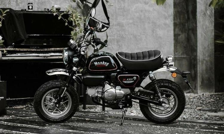 Honda เปิดตัว Honda Monkey The Immortal Black Edition