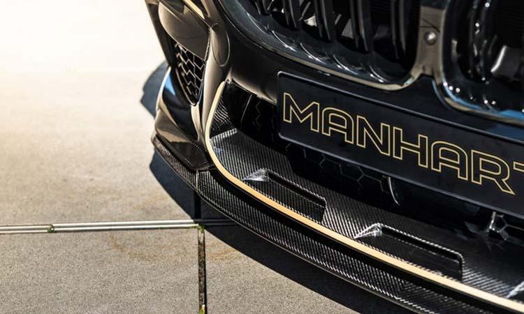 กระจังหน้า BMW MH8 800