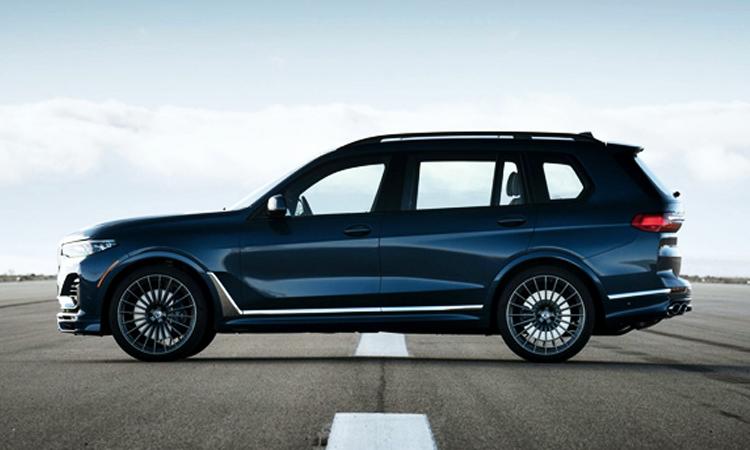 ดีไซน์ BMW Alpina XB7