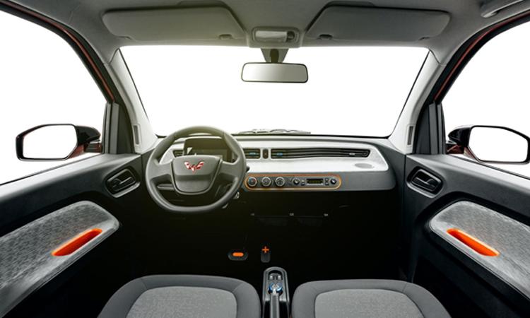 ภายใน Wuling Hongguang Mini EV