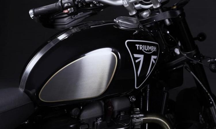 ตัวถัง Triumph Scrambler 1200 Bond Edition