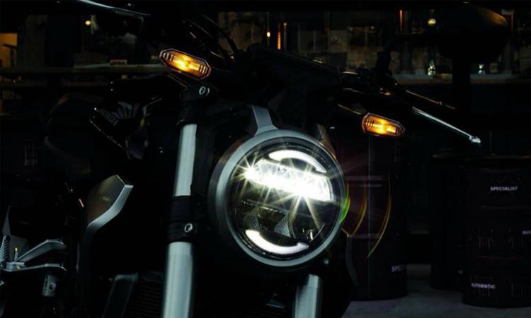 ฟหน้า Honda CB300R