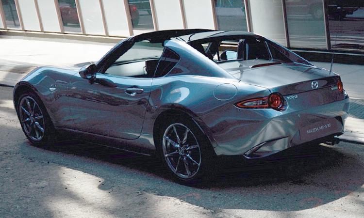 การออกแบบ Mazda MX-5 RF 2020