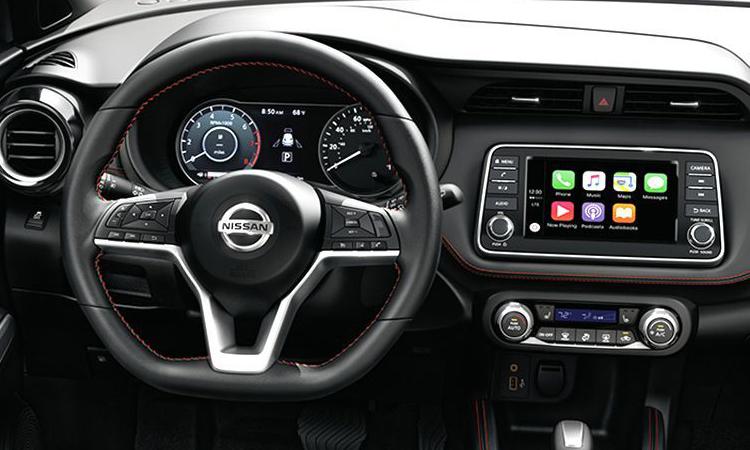 ภายใน Nissan KICKS e-Power