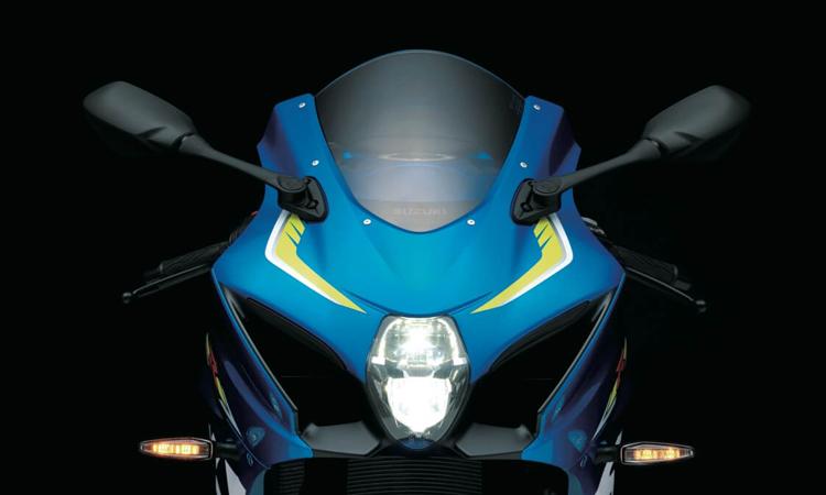 ไฟหน้าSuzuki GSX-R1000R ABS