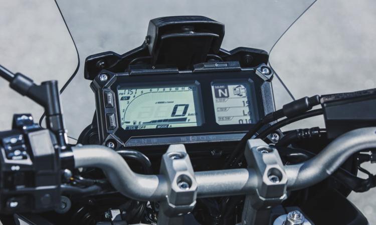 เรือนไมล์ Yamaha TRACER 900