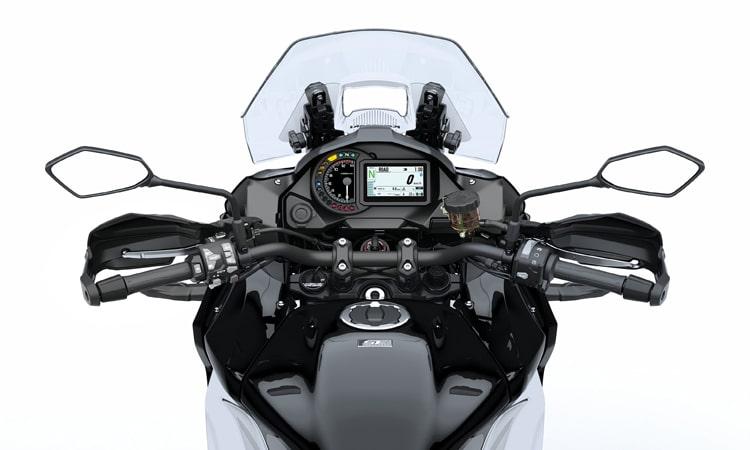 ตัวถัง Kawasaki Versys 1000 SE