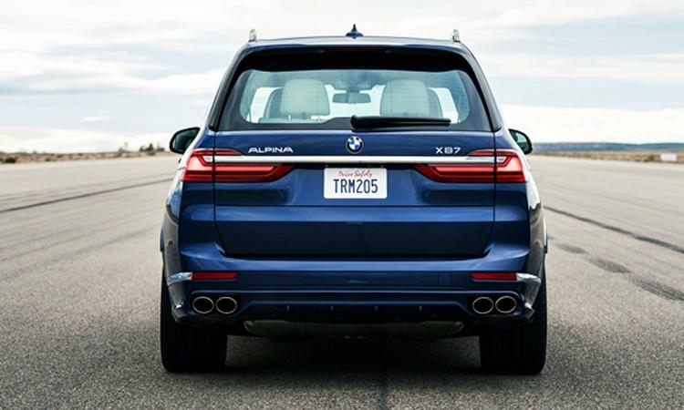 ดีไซน์ท้าย BMW Alpina XB7