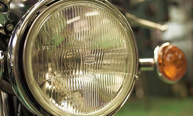 ไฟหน้า Yamaha SR400