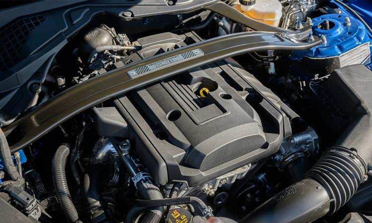 เครื่องยนต์ ford ranger plug-in hybrid