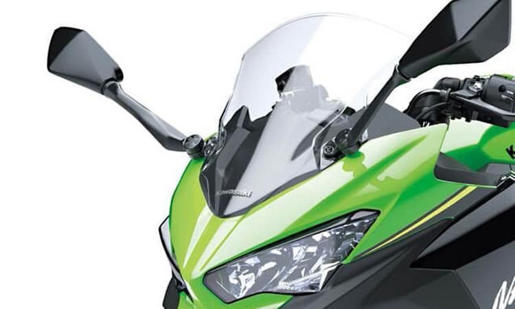 ชิวหน้า Kawasaki Ninja 250