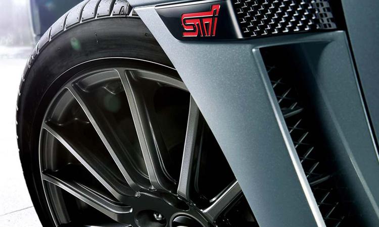 ล้อ Subaru WRX S4 STI Sport