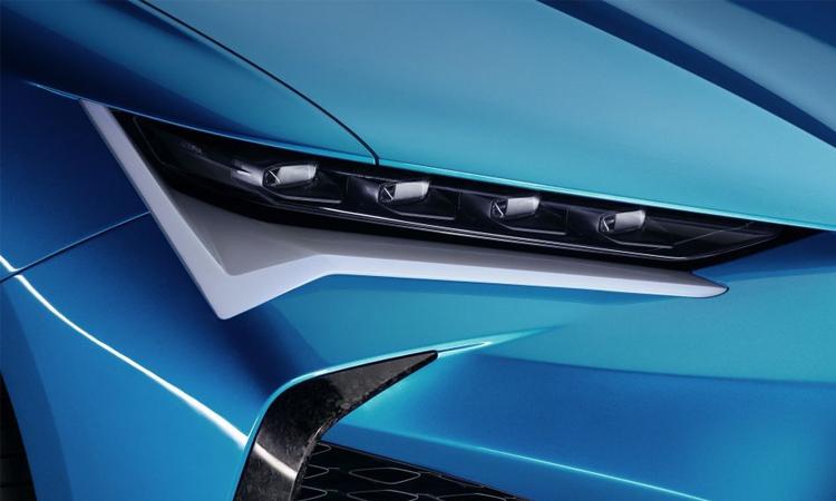 ไฟหน้า Acura TLX 2020