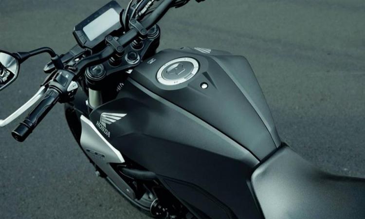 ตัวถัง Honda CB300R
