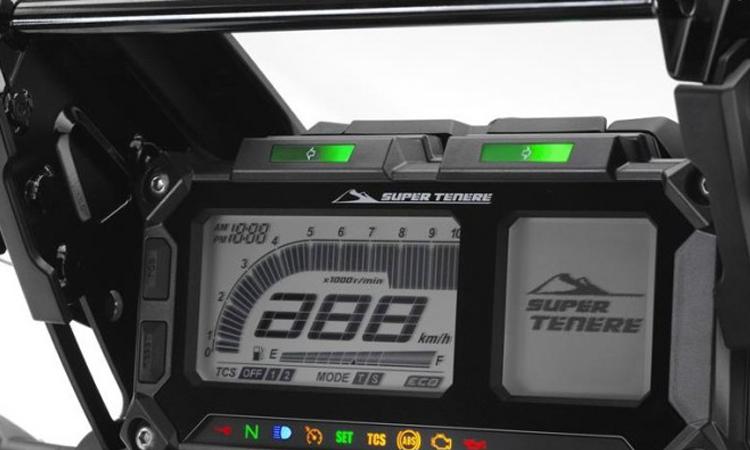 เรือนไมล์ Yamaha Super Tenere 2020