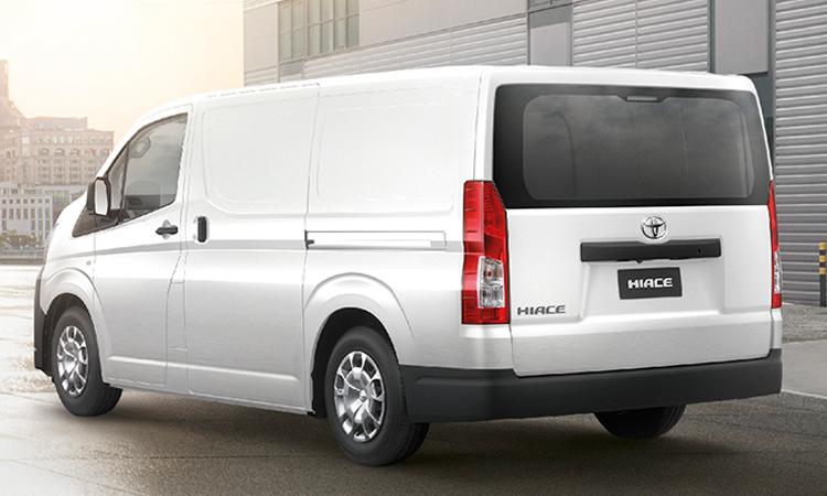 Toyota HiAce ECO