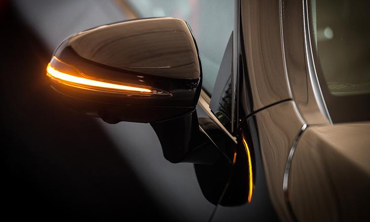 กระจกมองข้าง AMG E53 Coupe' 4MATIC+