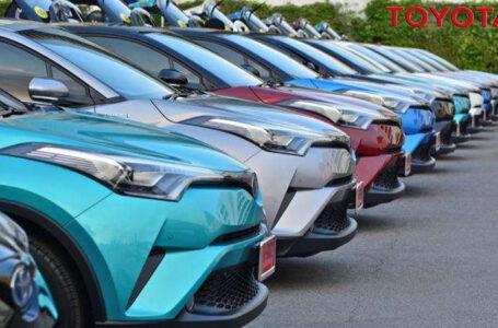 TOYOTA ได้เปิดสายการผลิตรถยนต์ ทั้งกะกลางวันและกะกลางคืน