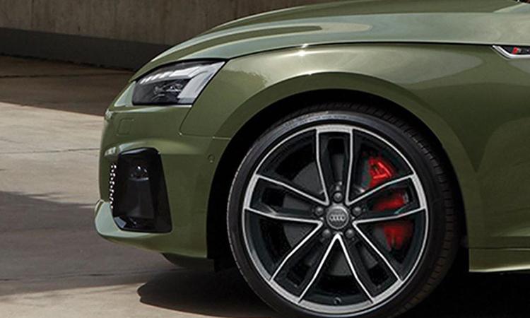 ล้อแม็ก Audi A5 Coupé
