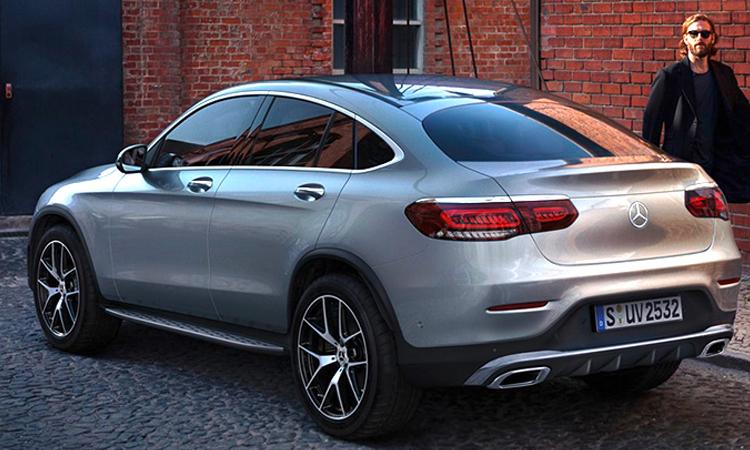 รููปลักษณ์ Mercedes-Benz GLC 300e Coupe'