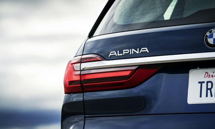 ไฟท้าย BMW Alpina XB7