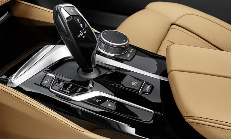 เกียร์ BMW 5-Series