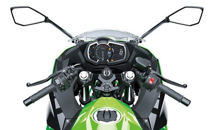 ตัวถัง Kawasaki Ninja 250