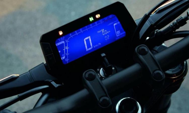 เรือนไมล์ Honda CB300R