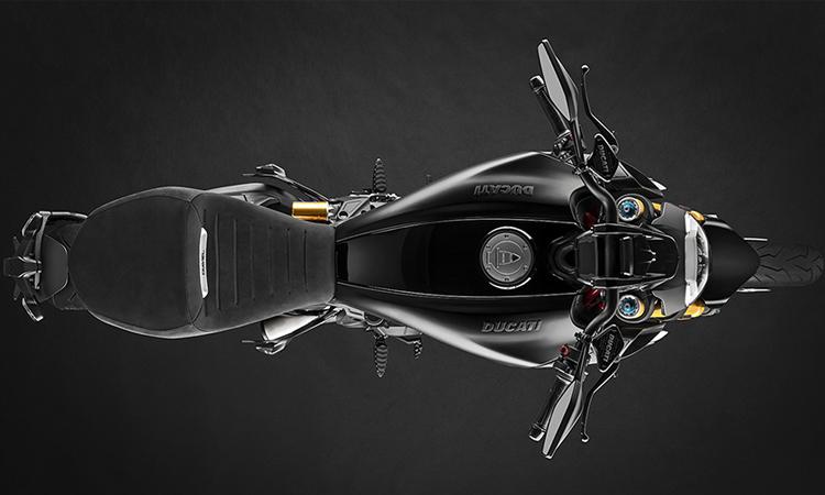 ตัวถัง Ducati Diavel