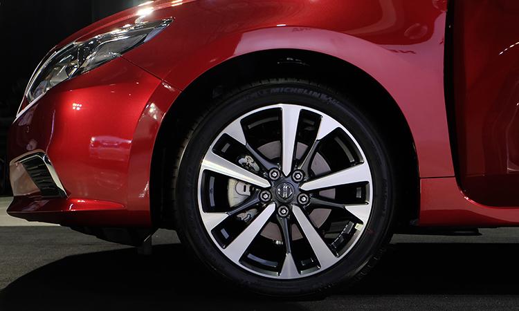ล้อแม็ก Nissan Teana Minorchange