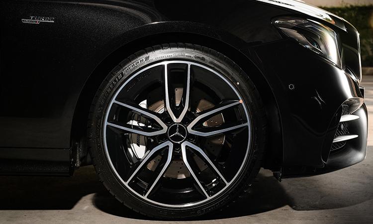 ล้อแม็ก AMG E53 Coupe' 4MATIC+