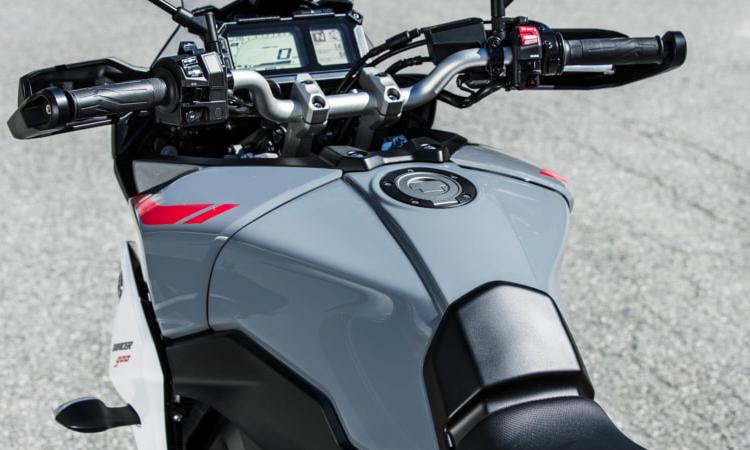 ตัวถัง Yamaha TRACER 900