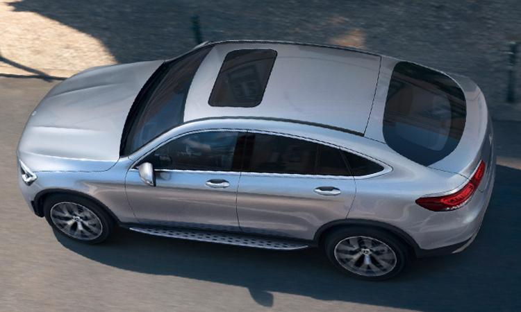 หลังคาซันรูฟ Mercedes-Benz GLC 300e Coupe'