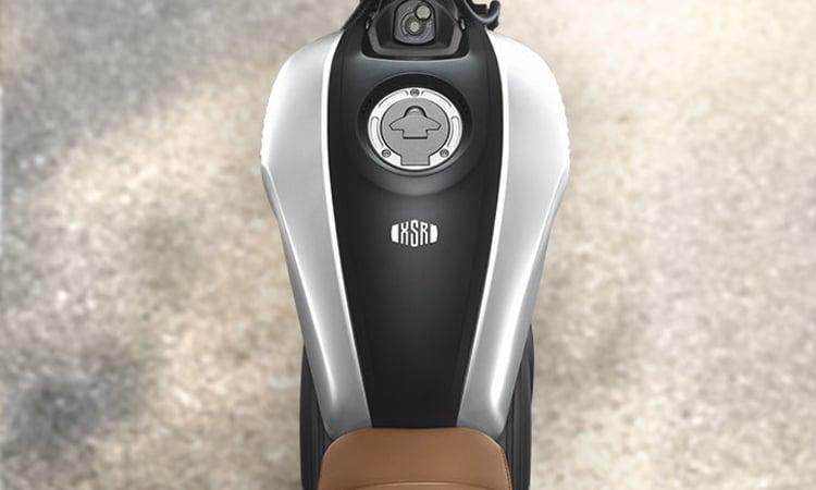 ตัวถัง Yamaha XSR155